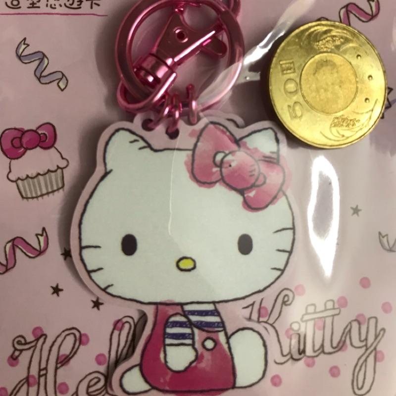 🌟現貨🌟Hello kitty 造型悠遊卡-甜點杯.Hello kitty 悠遊卡