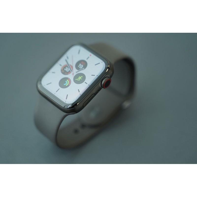 Apple Watch 6 鈦金屬44mm(已加保apple care+)