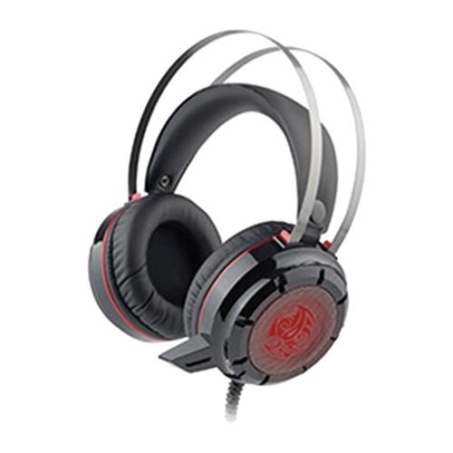 TCSTAR TCE9600BK電競有線耳機麥克風-