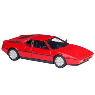 【W先生】Welly 威利 1:24 1/ 24 BMW M1 金屬 合金 模型車