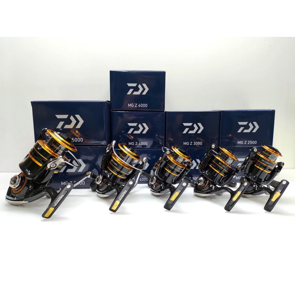 [NEMOSHOP] DAIWA MG Z #紡車捲線器