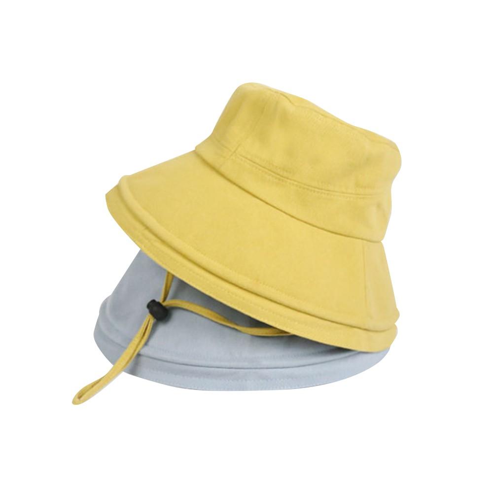 防風可調式漁夫遮陽帽 多色可選 現貨