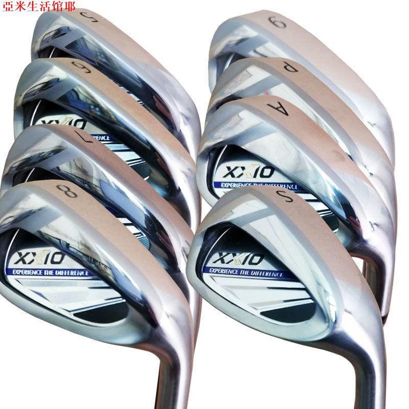 XXIO XX10 MP1100高爾夫球桿 男士鐵桿組八支裝
