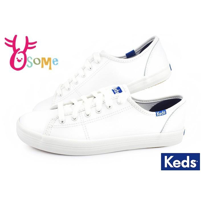 Keds 女休閒鞋 小白鞋 Taylor Swift代言 H9856 白色 OSOME奧森鞋業