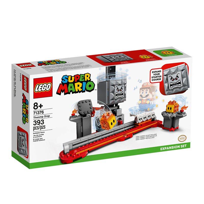 【潮玩】LEGO樂高 超級馬裡奧71360/71370/71371/71372/71373任天堂玩具
