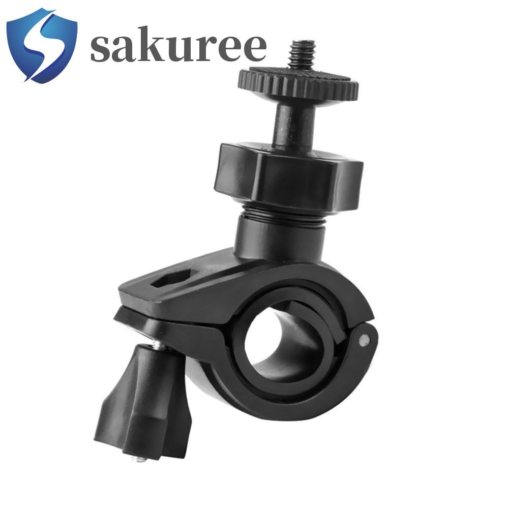 適用於 Insta360 One X OSMO Mobile 3 / 2 的 Sakuree 自行車安裝架自行車支架夾