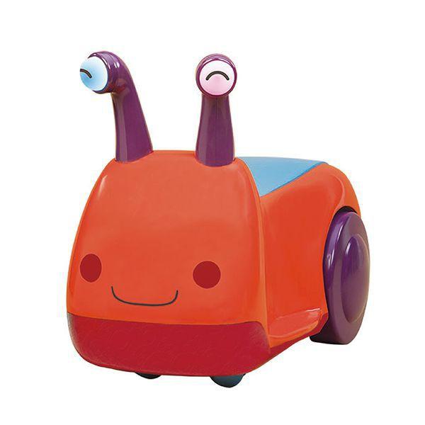 【美國B.Toys】蝸牛叭噗