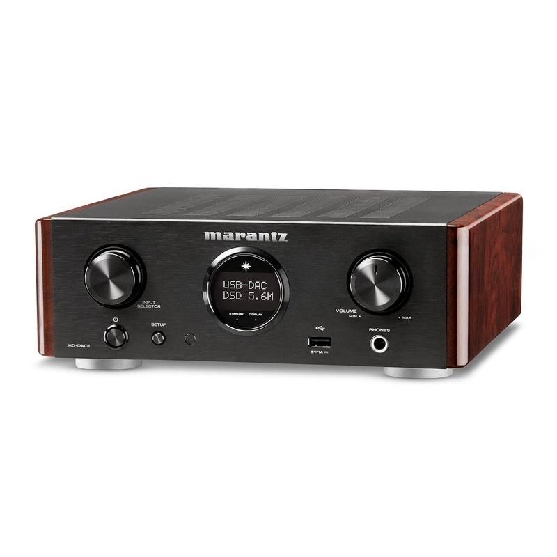 志達電子 HD-DAC1(現貨供應) Marantz 耳機擴大機 / USB DAC 支援 DSD PCM 24/192