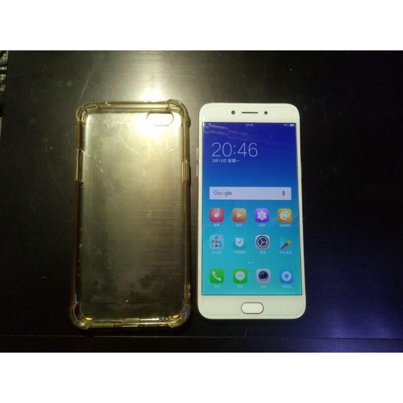 OPPO A77二手機9成新(金色)