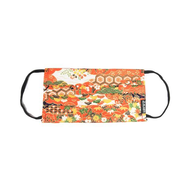 Elasti日式和風口罩-京都物語(買口罩送10片拋棄式濾片)