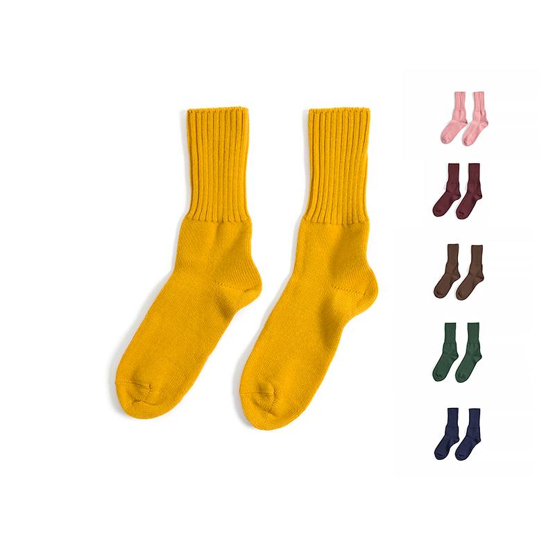 國棉壹廠復刻59式飛行羊毛襪 出彩版男女同款襪子VintageRepublic