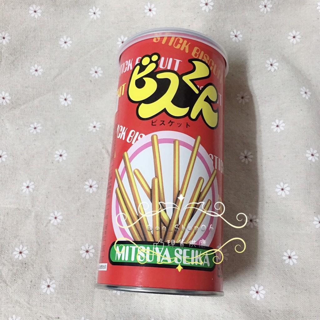 現貨 日本 三矢 香酥棒 牛奶棒 棒棒餅 牛奶香酥棒 餅乾 罐裝 袋裝 Mitsuya Seika