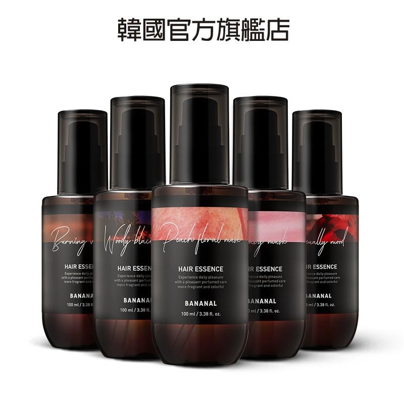 [Bananal] 韓國胺基酸香氛修護髮油 (100ml) _ 韓國官方直營