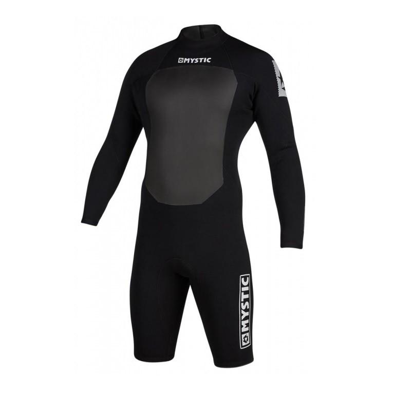 MYSTIC STAR GBS盲縫 3/2mm 潛水衣 長袖短褲 防寒衣 游泳衣 衝浪衣 禦寒 風帆 衝浪 游泳