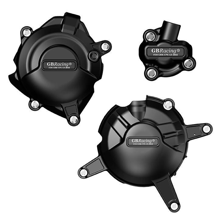 適用雅馬哈 Yamaha R3/R25/MT-03 15-20 GBracing發動機保護邊蓋