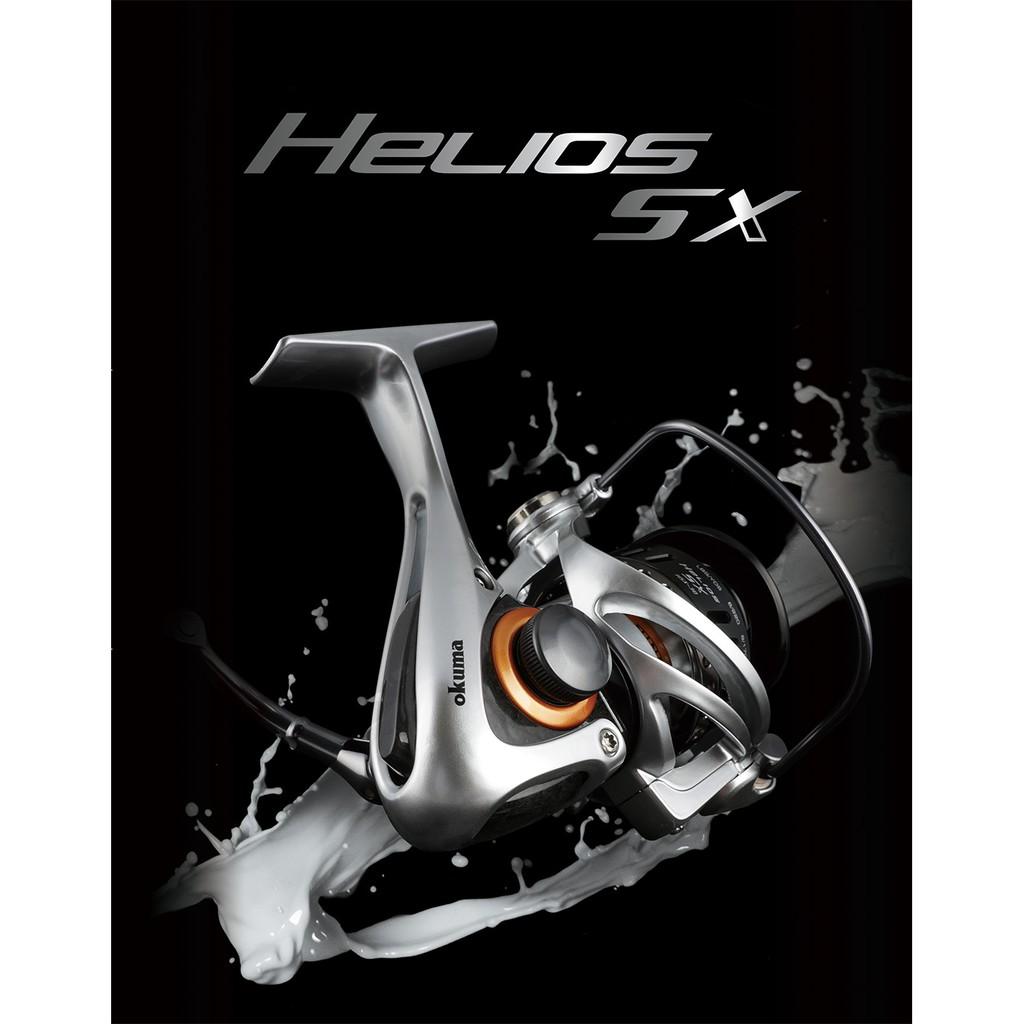 摸魚釣具🐠OKUMA Helios 太陽神 SX 紡車式捲線器 ~