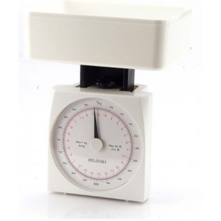 三箭牌料理秤 1KG 免電池 非電子秤 彈簧秤 食品秤 (HI103)