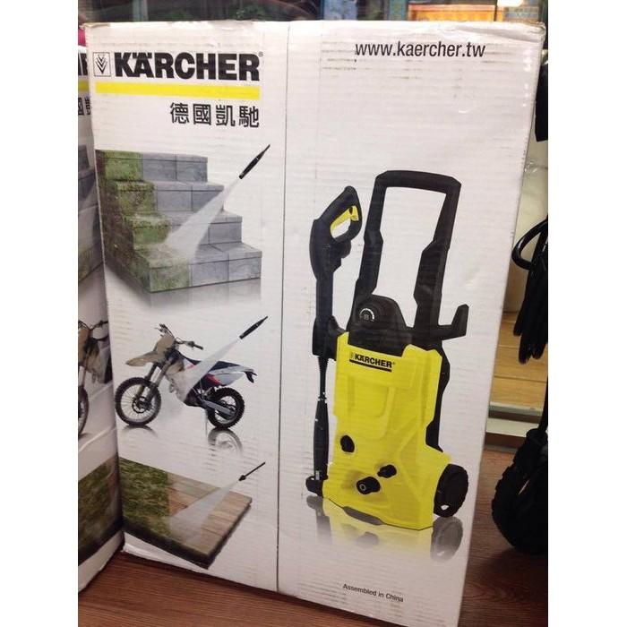 「二手」/「全新」KARCHER德國凱馳K3 高壓清洗機 洗車機 洗地機