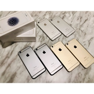 📱12/ 4更新!降價嘍!📱高CP值!便宜!好用! 二手機 台灣版iphone6 16G  i6/ 小6 (4.7吋) 台北市