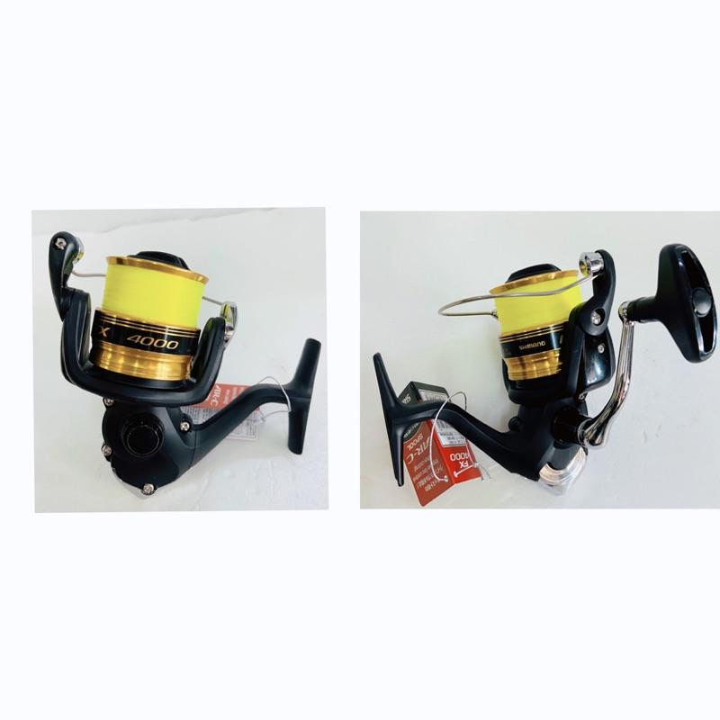 超值捲線器 shimano FX 系列 1000 / 2000 / 2500 / 4000 附線 此款不附盒子