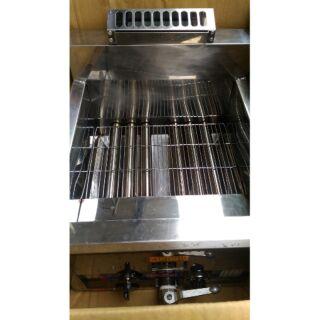 南門餐廚設備已售出二手近乎全新 15t桌上型瓦斯溫控油炸機 鹽酥雞炸雞爐 臺中市