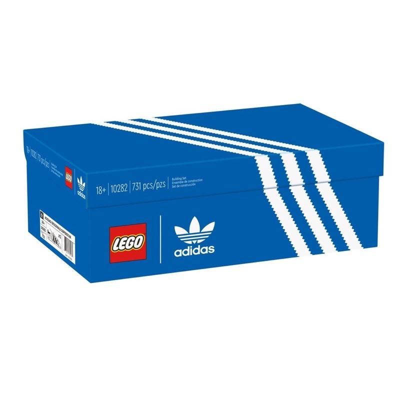 LEGO 10282 40486 Adidas Originals Superstar 全新現貨 愛迪達 聯名