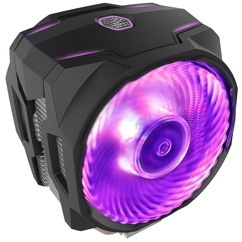 酷冷至尊(Cooler Master)暴雪T610P 風冷散熱器(支持多平台/6熱管/12CM雙風扇/同步4大板商RGB