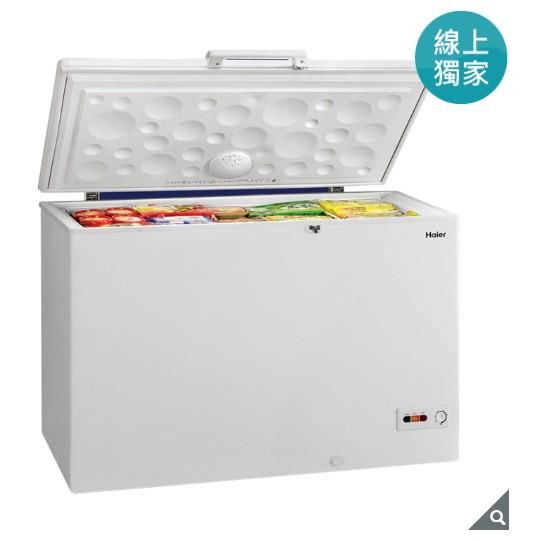 『好市多店小二』 Haier 海爾上掀式冷凍櫃 379公升 HCF428H-2 海爾 上掀式冷凍櫃 上掀式 冷凍櫃
