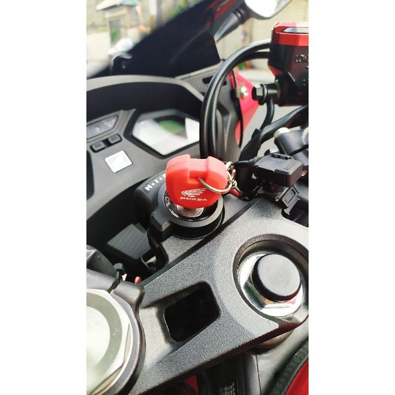 HONDA重機鑰匙套【加厚版】台灣現貨🇹🇼CBR650R CB650R CB350