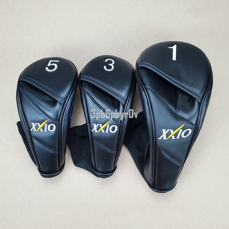 XXIO高爾夫木桿套 桿頭套 帽套球桿保護套 XX10球頭套高爾夫球桿&