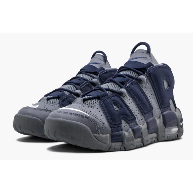 """Nike Air More Uptempo GS """"Georgetown""""大AIR 女籃球鞋 4Y 415082-009"""