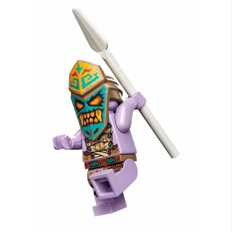 LEGO 樂高 旋風忍者71746 71747 71748 Thunder Keeper njo686