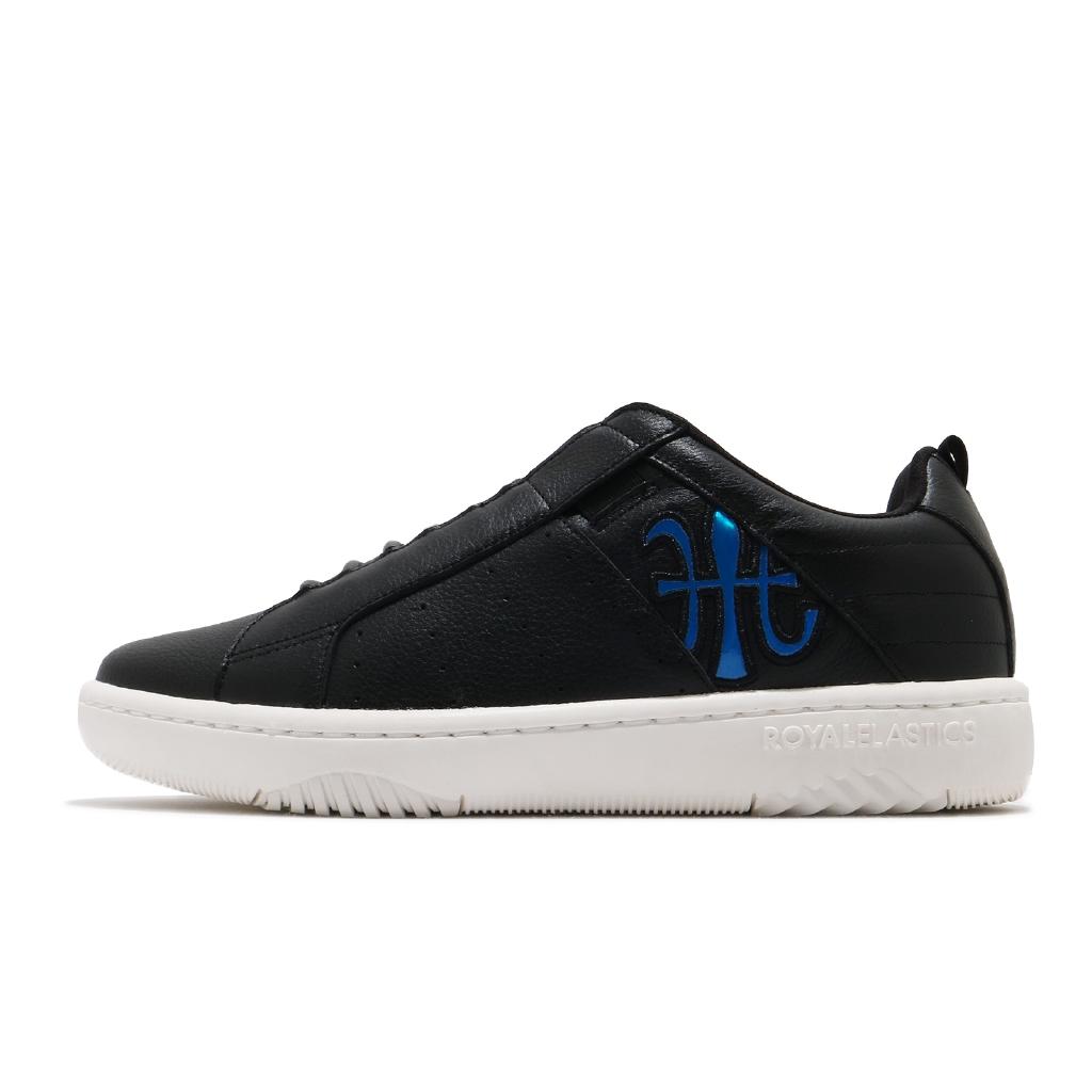 Royal Elastics 休閒鞋 Icon Manhood 2.0 黑 藍 男鞋 06502-995 【ACS】