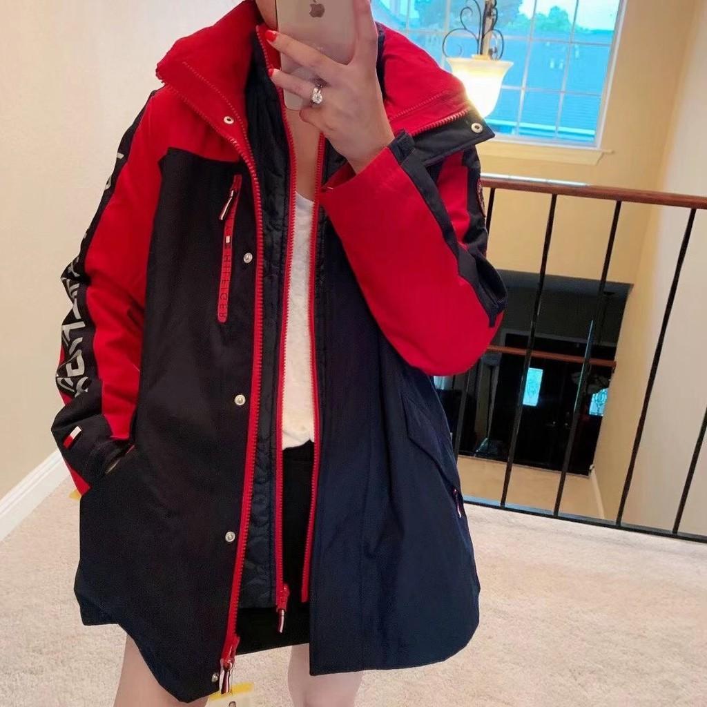 ❗出清❗現貨免運🔥美國好市多 Costco Tommy Hilfiger 三合一外套 衝鋒衣 防風外套 衝鋒外套 女款