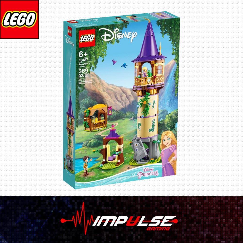 樂高43187迪士尼-長髮公主之塔
