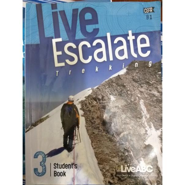 Live Escalate3(Live ABC)