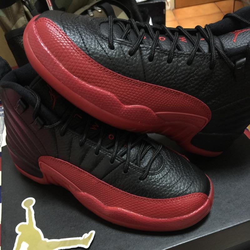 """Air Jordan12 """"Flu Game"""""""
