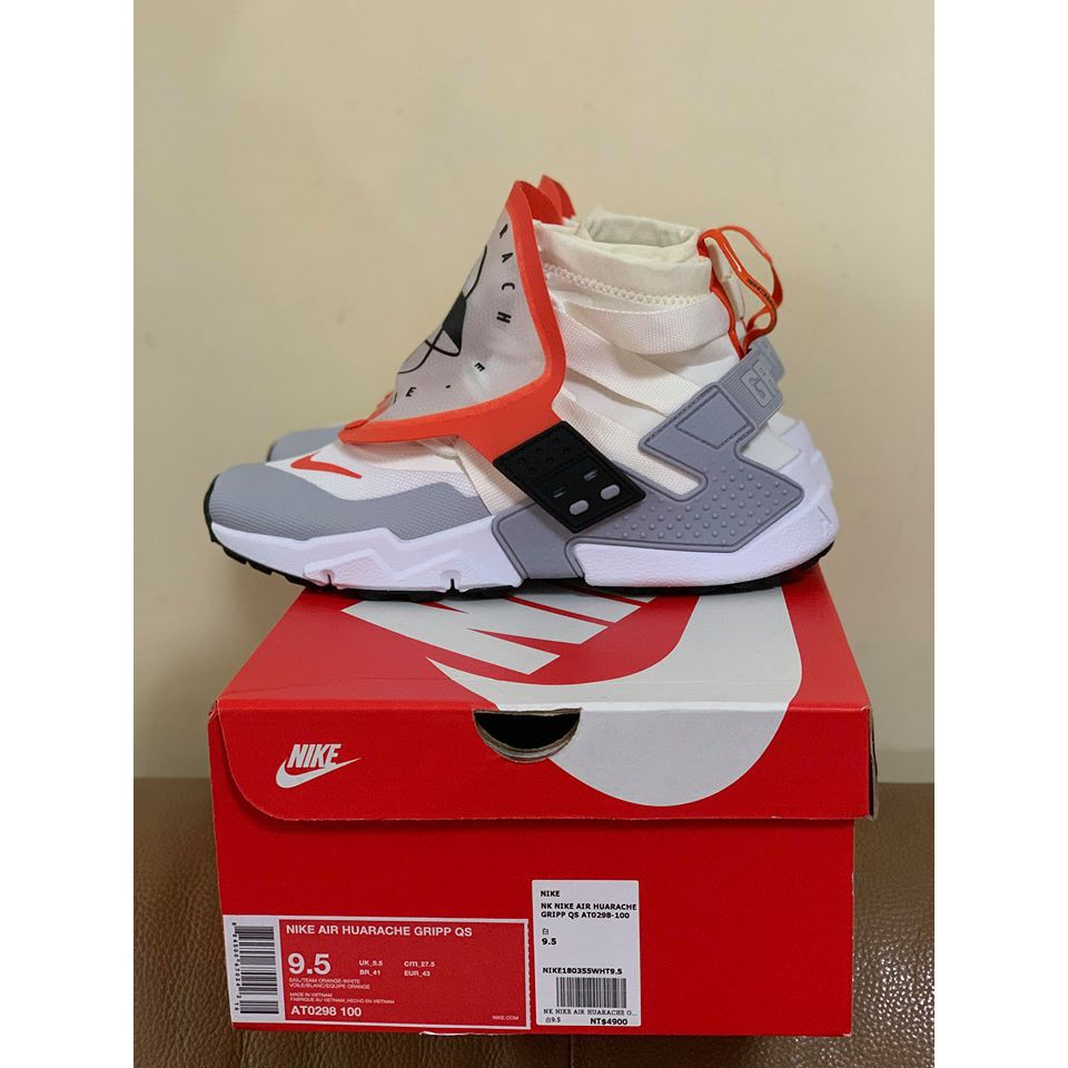 ccd4b0baec466 Nike Air Huarache Grip QS AT0298 100 | 蝦皮購物