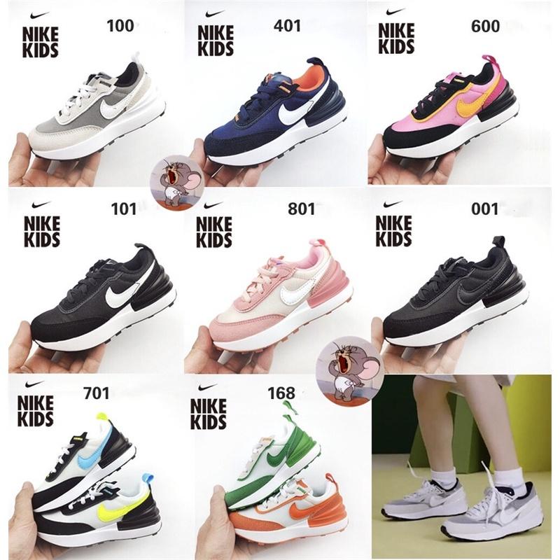 韓國代購 新款 Nike 耐吉童鞋 華夫三代 WAFFLE ONE 兒童運動休閒鞋 軟底親子鞋 跑步鞋 華夫男女童鞋