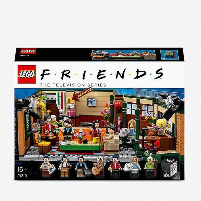 「預購」LEGO® 21319  Friends 六人行 中央公園咖啡館