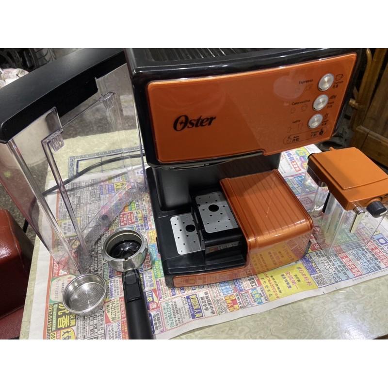 Oster 奶泡大師 espresso 咖啡機 義式咖啡機 二手 奶泡機
