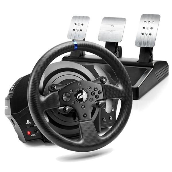 T300RS GT 動力回饋 方向盤 三踏板 THRUSTMASTER【電玩國度】預購商品
