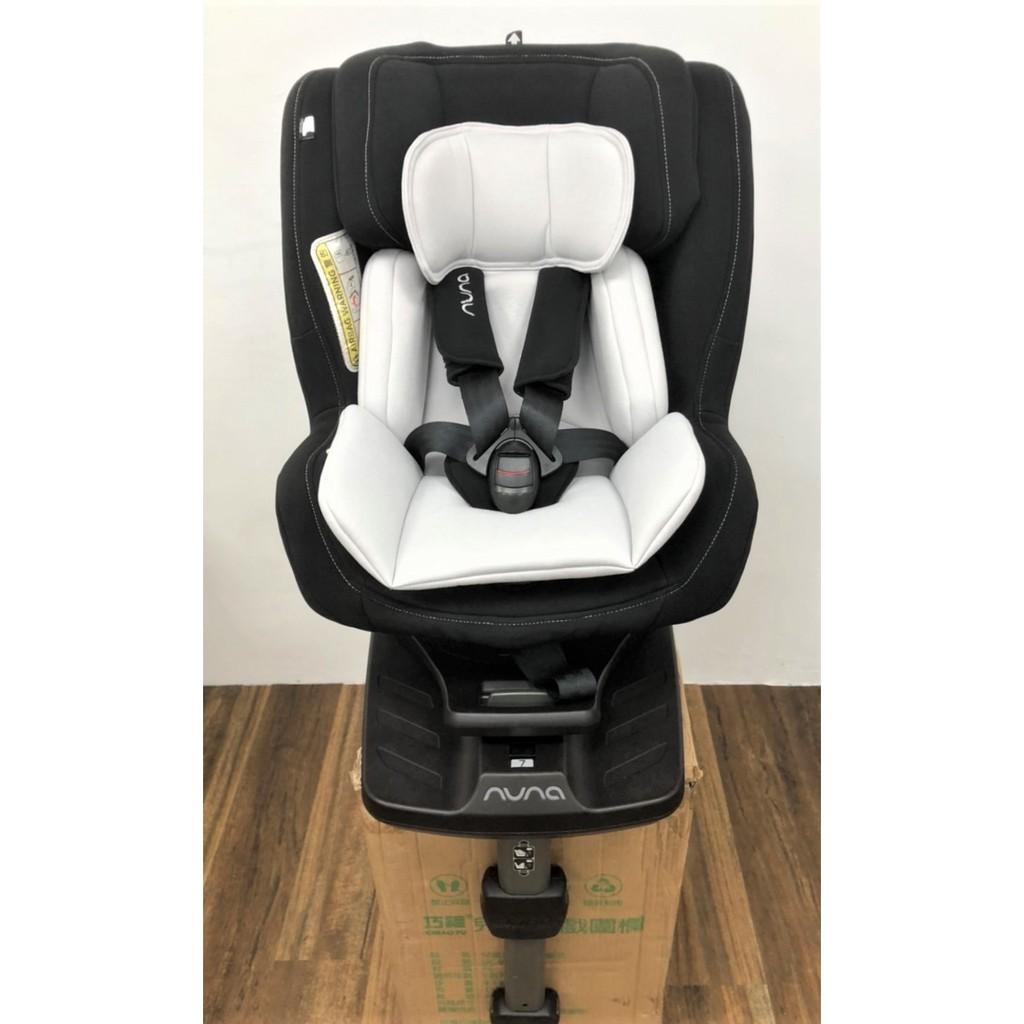 nuna REBL 0-4歲 360度旋轉 ISOFIX 兒童安全汽車座椅 兒童汽座 新生兒 旋轉汽座 新竹可面交自取