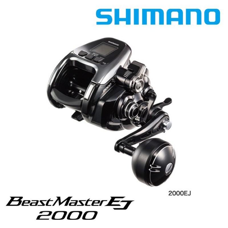 【馨馨路亞釣具】SHIMANO日本製19 BEAST MASTER 2000EJ  鐵板專用電動捲線器 船釣海釣