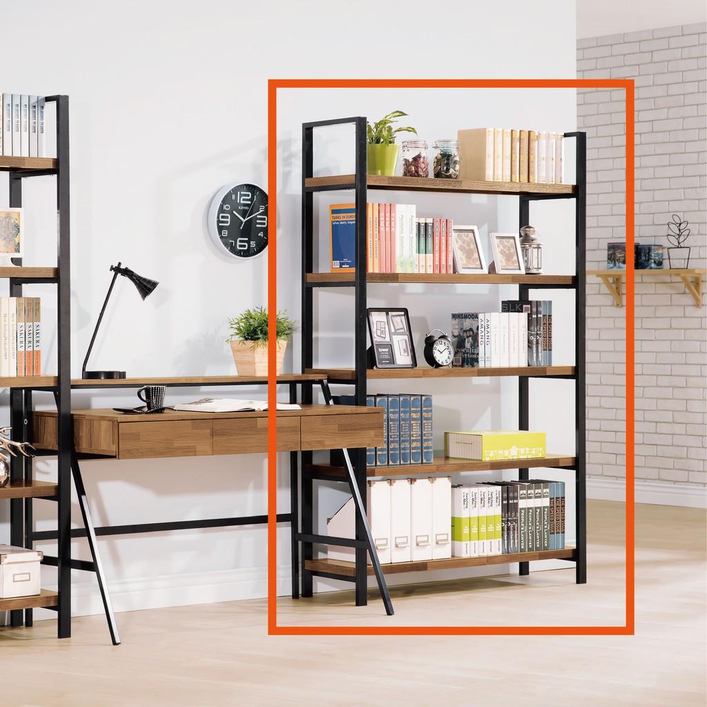 【120cm玄關架-B350-02】書房 書櫃 書架 櫥櫃 層架收納整理 【金滿屋】