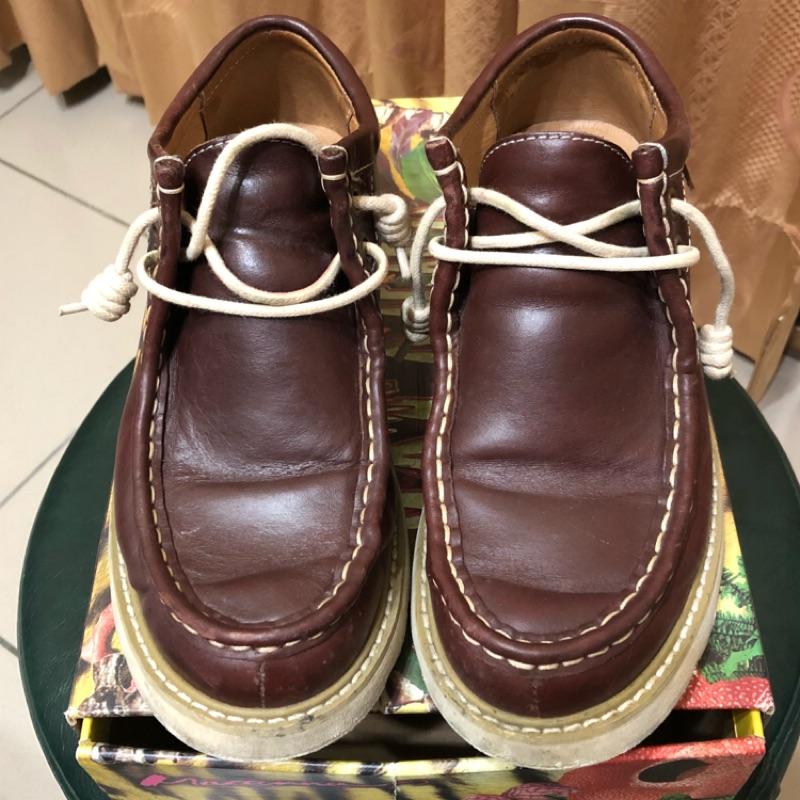 Admiral高筒休閒鞋