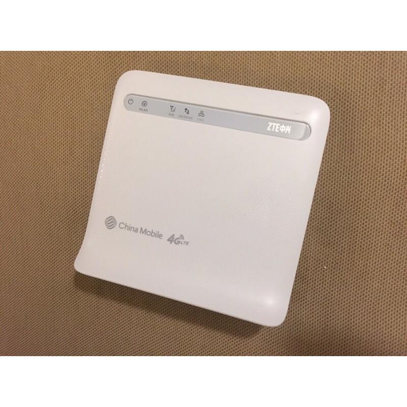 *現貨直發 僅剩一組* 中興 ZTE MF253S 全網通 無線路由器 4G LTE WiFi router