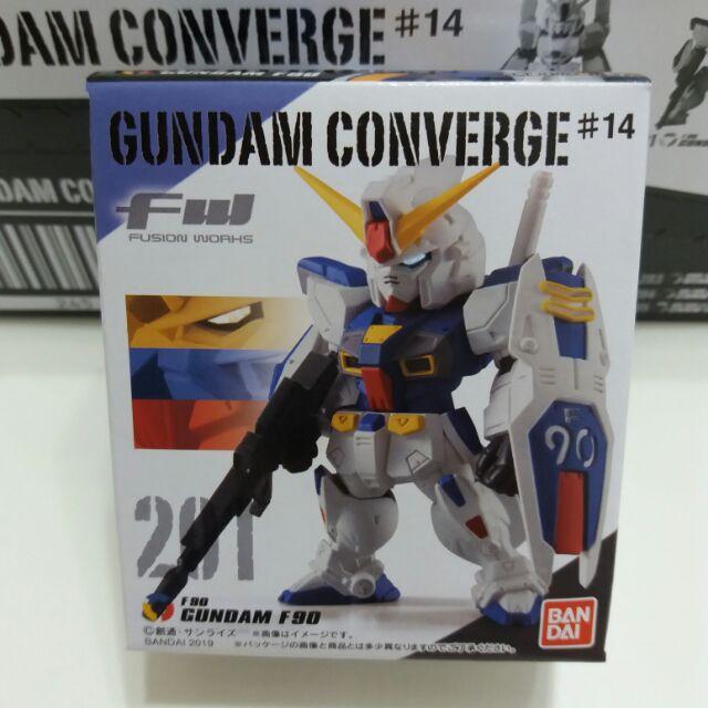 出清~FW GUNDAM CONVERGE 201 F90
