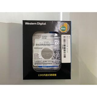WD威騰/ 藍標/ 1TB/ 硬碟/ 2.5吋/ WD10SPZX/ 迷你電腦/ 筆電專用 桃園市
