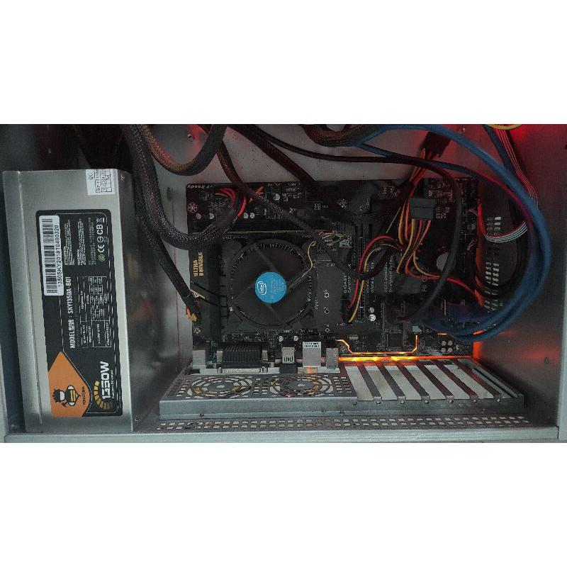 GTX1070 8G 五卡礦機 挖礦算力顯示卡GPU以太ETH